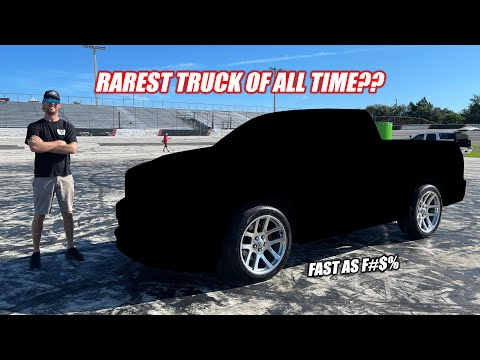 We Bought the RAREST, Coolest Truck of ALL TIME... And It Gets Even Better!!!