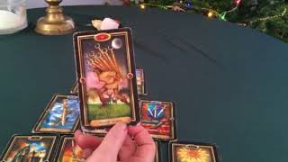 Taurus January 2018 general tarot reading