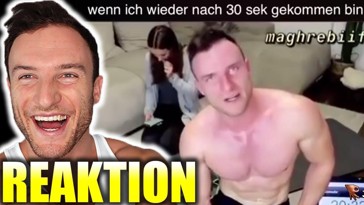 Sascha Huber und Paulina Wallner reagieren auf Deutsche Memes!