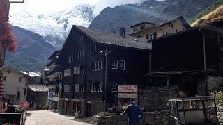 Швейцария: путешествие в Зас-Фе