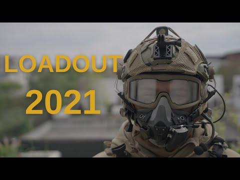 AIRSOFT ✔| MON ÉQUIPEMENT | LOADOUT 2021