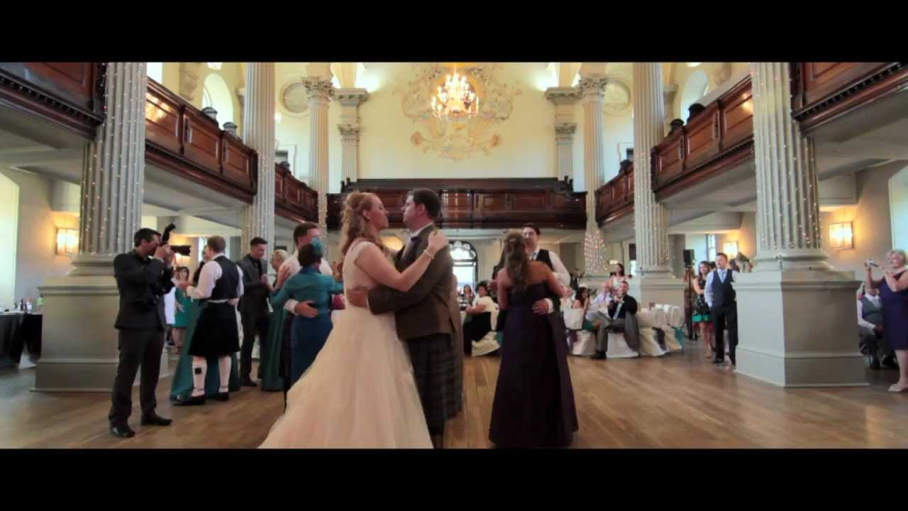 st andrews in the square wedding kirsty amp richard youtube