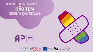 A Violência doméstica não tem orientação sexual