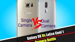 LeEco Cool 1 (Coolpad)  vs Samsung Galaxy S6 Camera battle