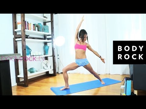 Warm Me Up! Stretching Routine