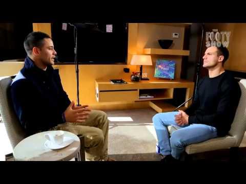 Beau Ryan interviews Jarryd Hayne - NRL Footy Show