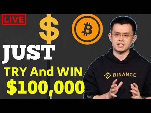 10,000 BNB FOR BINANCE DEX REWARDS