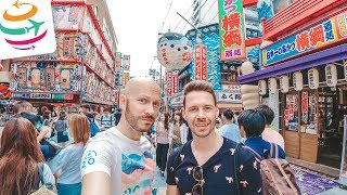 A trip to Osaka, for our first time | GlobalTraveler.TV