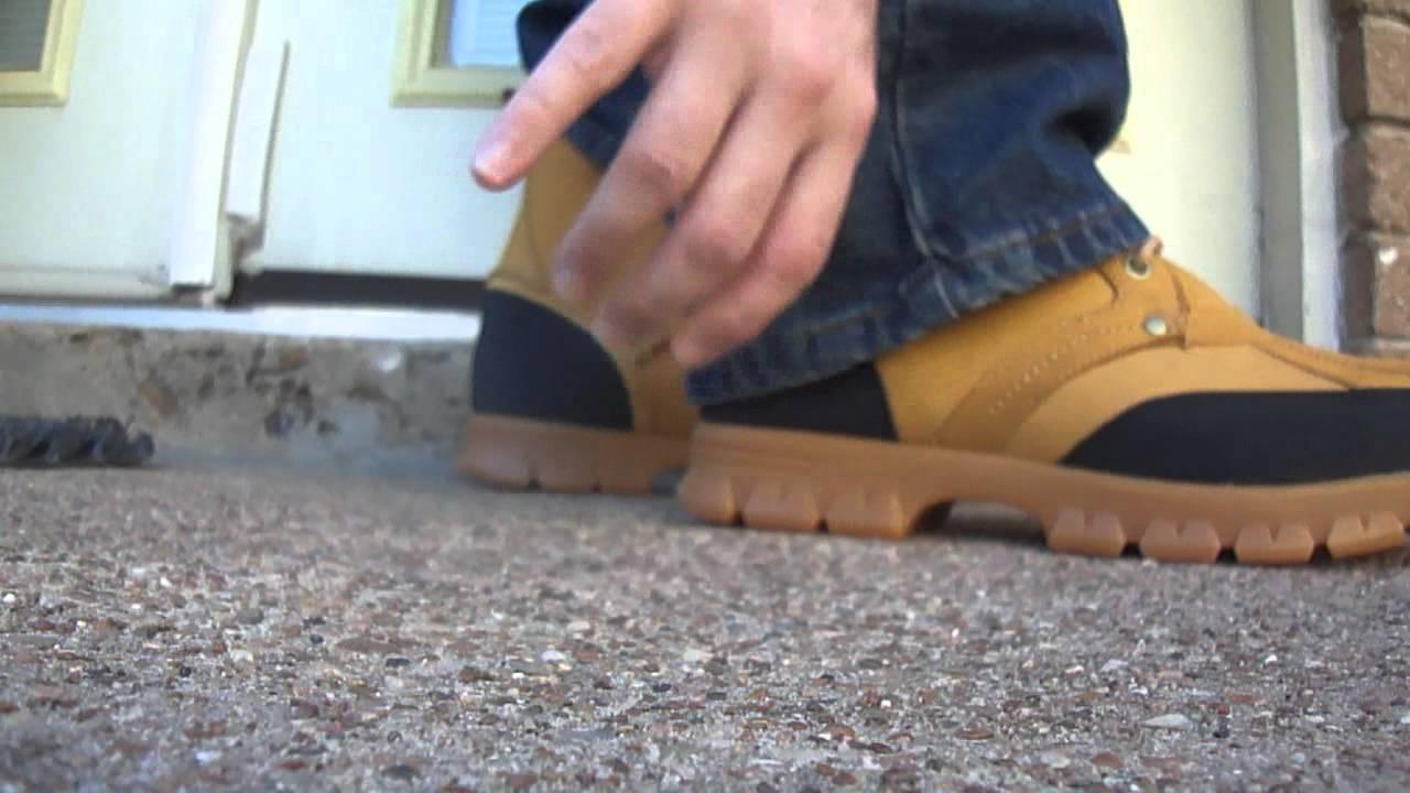21be380392 Men's Tenard Wheat Ralph Lauren Polo Boots - YouTube