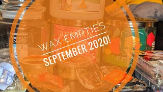 September 2020 Candle and Wax …