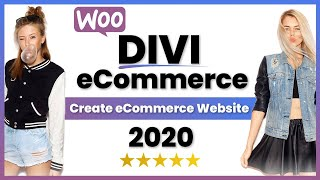 How To Make An eCommerce Website With Wordpress 2020 | 💰Divi Theme eCommerce Tutorial💰