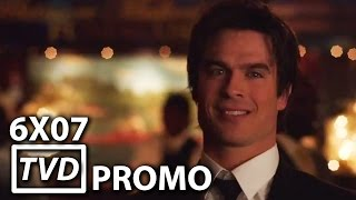 "The Vampire Diaries 6x07 Promo ""Do You Remember the First Time?"""