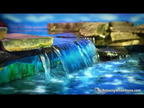 Running Water Soft Relaxation Sounds   White Noise for Sleep, Studying, Soothing Baby   10 Hours