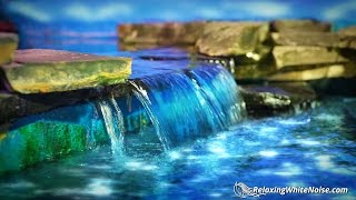 Running Water Soft Relaxation Sounds   White Noise for Sleep, Studying, Focus   10 Hours