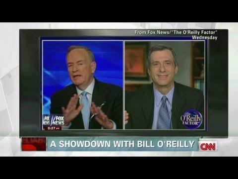 A showdown with Bill O'Reilly