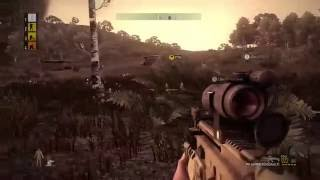 Operation Flashpoint: Dragon Rising - Xbox 360 Gameplay - First Mission -  Longplay