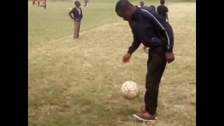 Gerard mwalyanga soccer skills