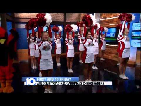 Ohio teen girls dancing for charity organization