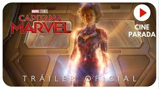 CAPITANA MARVEL - Trailer #2 Oficial en Español [HD]
