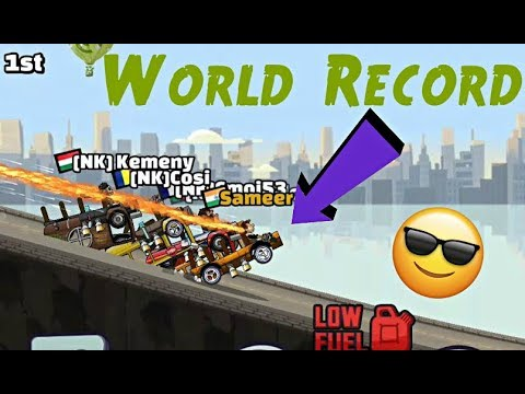 Hill Climb Racing 2 POWER OF FUME BOOST