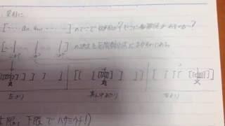 解析概論 p11-12 コーシーの収束条件