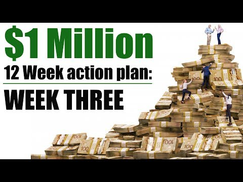 Million Dollar Portfolio - Week 3 - Investing for beginners