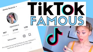 I tried to become TIKTOK famous in 1 WEEK