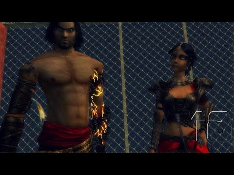 Palace Entrance & Fifth Life Upgrade - Prince Of Persia: The Two Thrones - Part 18 (1080p)