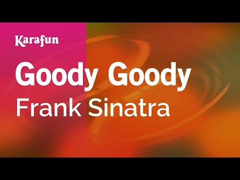 Karaoke Goody Goody - Frank Sinatra *