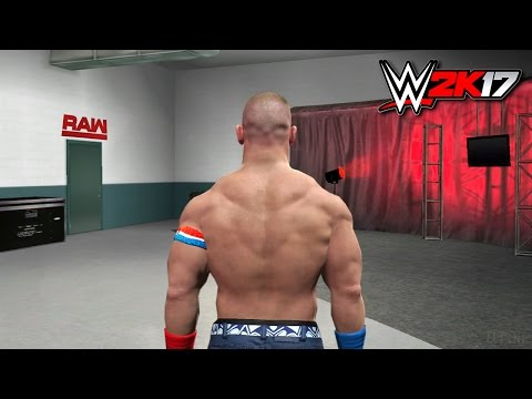 WWE 2K17 Road To Wrestlemania PS4/XB1 Gameplay Notion/Concept thumbnail