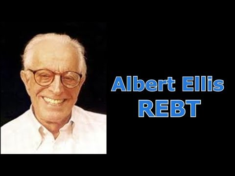 Albert Ellis' Rational Emotive Behavior Therapy (REBT)- Daniel Man of Reason
