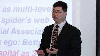 Chinese social capital - several layers of in- and out-groups - Trust in business relationships 9/13