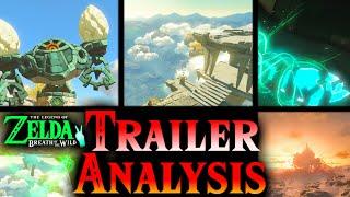 Casual Breath of the Wild 2 Trailer Analysis (E3 2021)