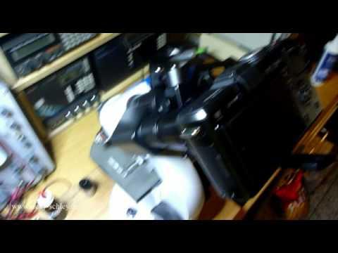 Lumix gf fokal t adapter mikroskop zeiss kf youtube