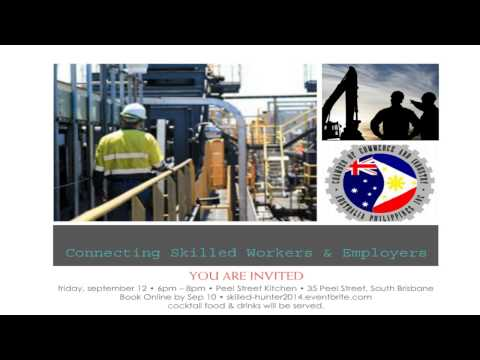 Connecting Filipino Skilled Workers and Oil & Gas Employers