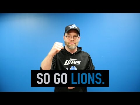A hopeless Detroit Lions fan's rant