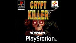 Crypt Killer (PSX) - Walkthrough - Full Game