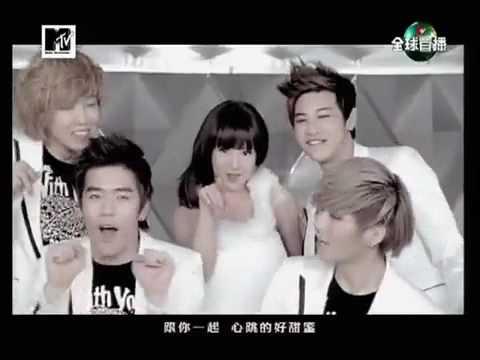 Jiggy [MV] - F.CUZ ft. Yao Yao [Mandarin Version] [HD]