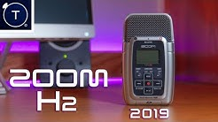 Retro Review - Zoom H2 in 2019