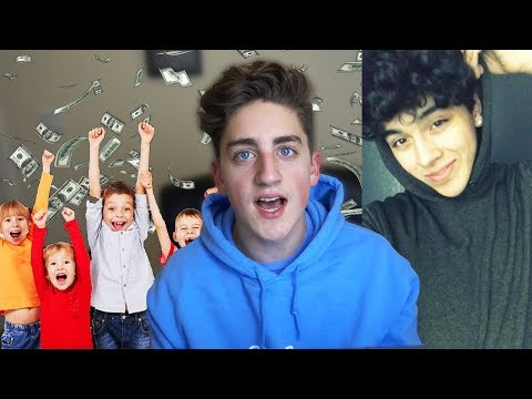 Musical.ly Stars are Scamming Children