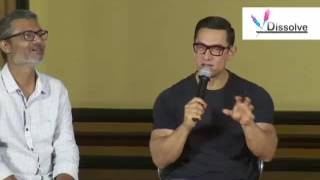 Aamir Khan Speech Body Workout for Dangal Movie