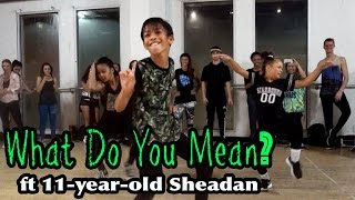 "AMAZING 11 Y/O Boy Dancing to ""What Do You Mean"" - Justin Bieber 