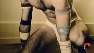 Erotismo y exhibicionismo gay en 'Amoresuperm'