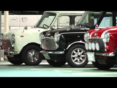 Rover Mini 今年も今年もミニだらけ! ミニ舞踏会 2013.3.2