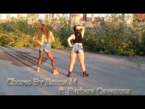 KONSHENS - GAL TING // Choreo by EMMA. M - ft. Barbara Cavanous