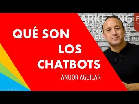 ¿Qué Son Los Chatbot? (inteligencia Artificial Aplicada Al Marketing)