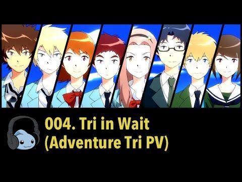 """Ep 004: """"Tri in Wait"""" [Digimon Adventure Tri Ch1 PV1]"""