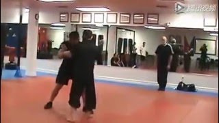 中國太極拳...在國外遭遇摔跤手