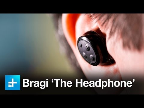Bragi 'The Headphone' Wireless Earbuds - Hands On Review