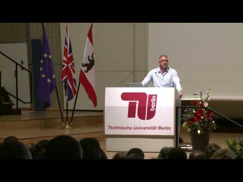 Queen's Lecture 2013 mit Prof. Paul Dolan, London School of Economics and Political Science